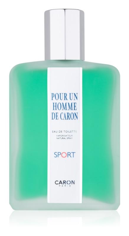 Caron Pour Un Homme Sport eau de toilette pentru barbati 125 ml