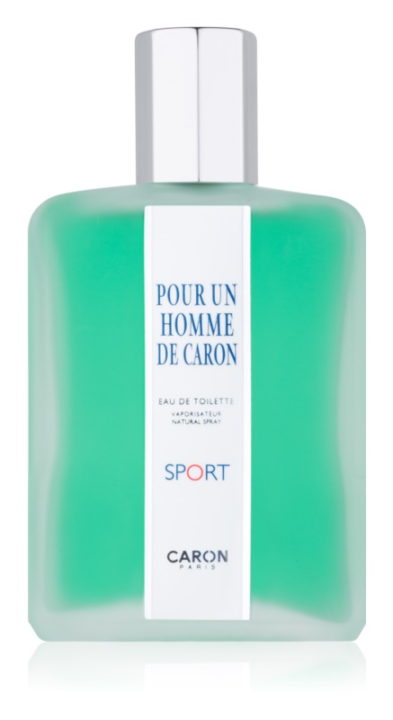 Caron Pour Un Homme Sport toaletna voda za moške 125 ml