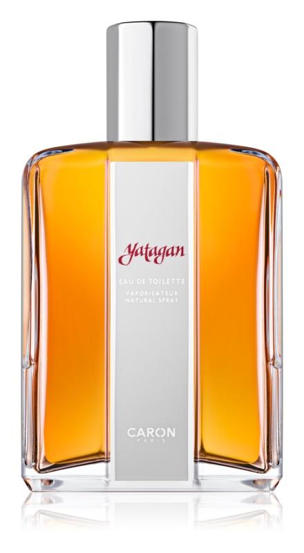 Caron Yatagan Eau de Toilette para homens 125 ml