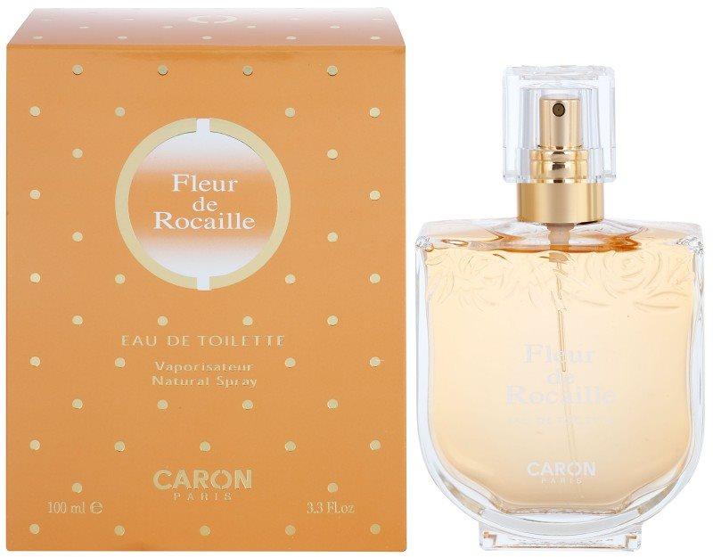 Caron Fleur de Rocaille eau de toilette nőknek 100 ml