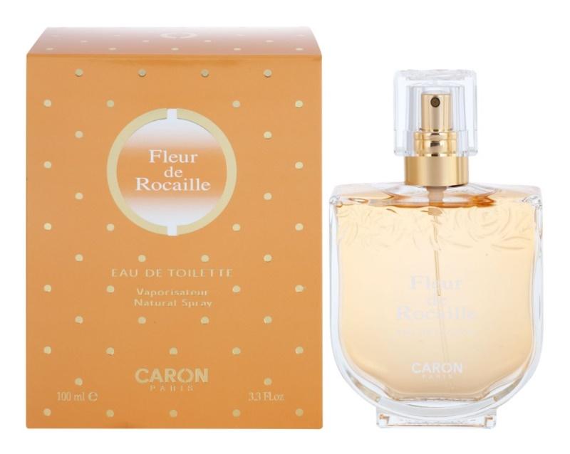 Caron Fleur de Rocaille toaletná voda pre ženy 100 ml