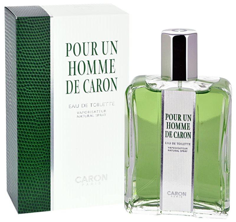 Caron Pour Un Homme Eau de Toilette für Herren 125 ml