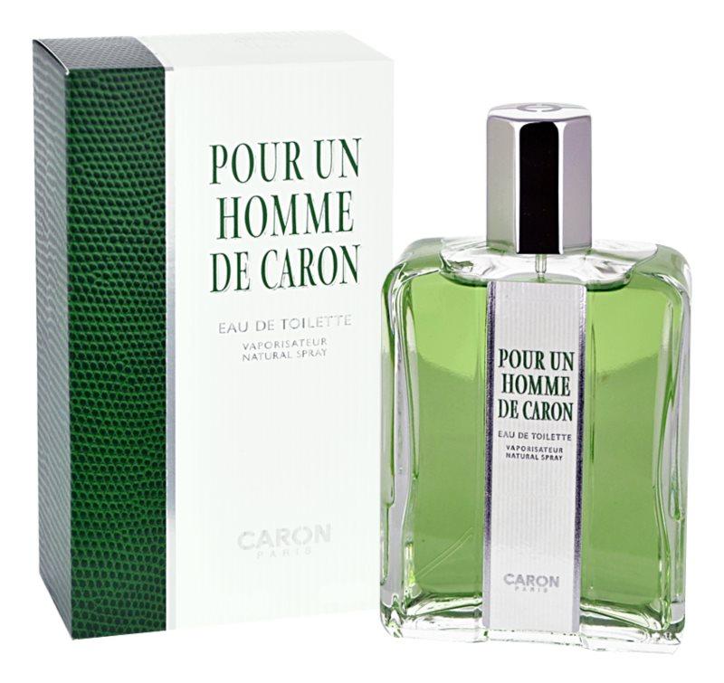 Caron Pour Un Homme toaletná voda pre mužov 125 ml