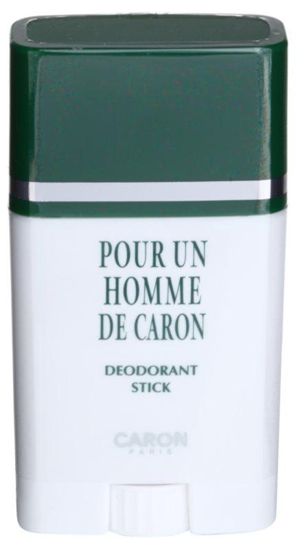 Caron Pour Un Homme dédorant stick pour homme 75 ml