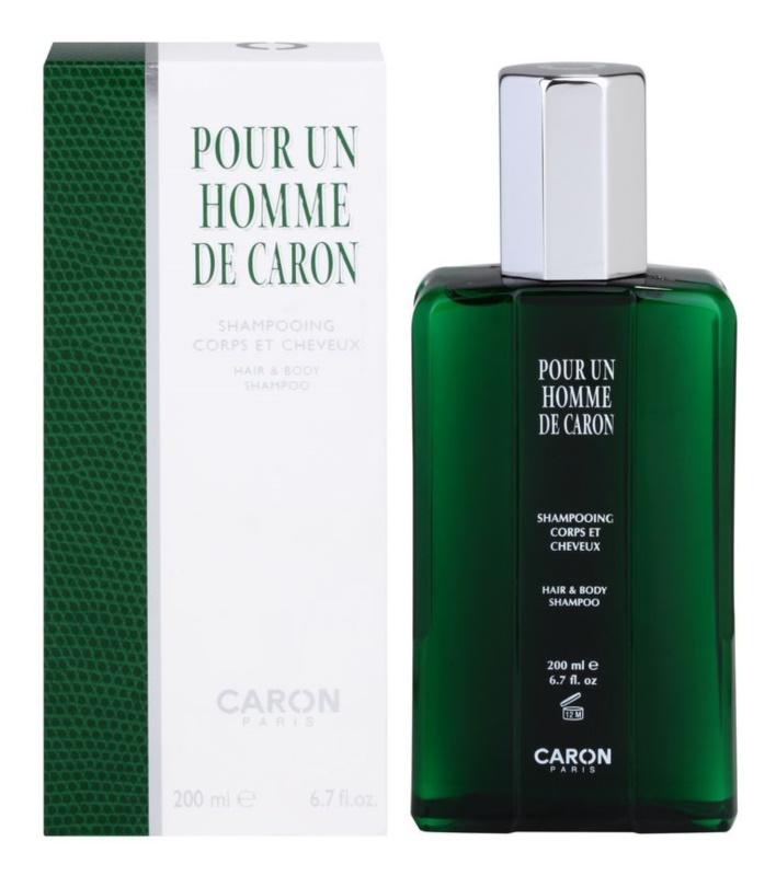 Caron Pour Un Homme Douchegel voor Mannen 200 ml