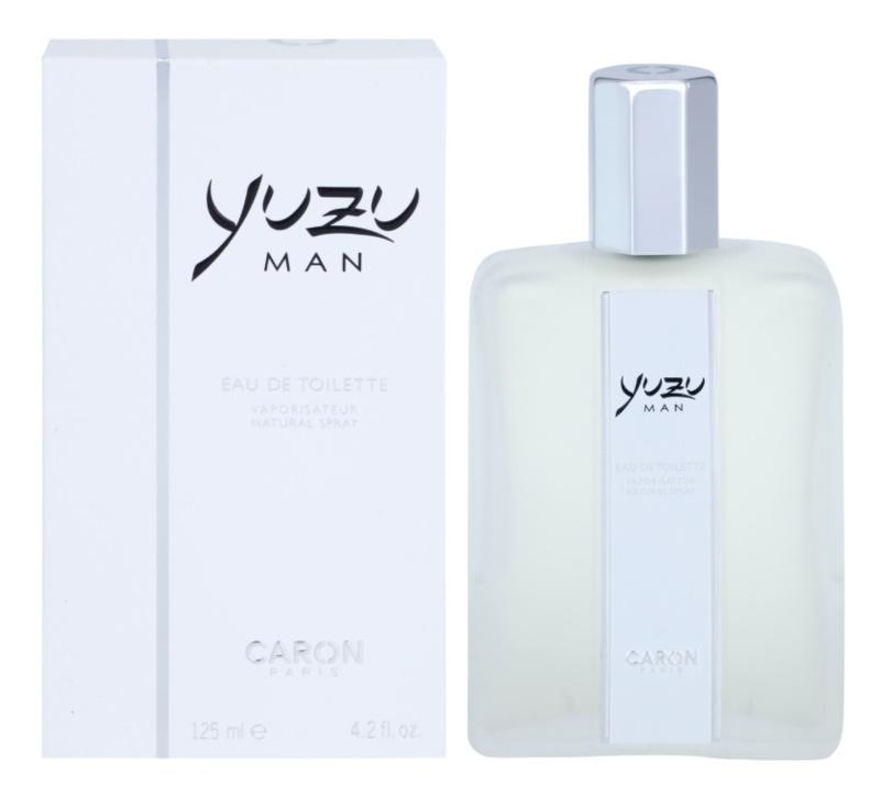 Caron Yuzu eau de toilette pentru barbati 125 ml