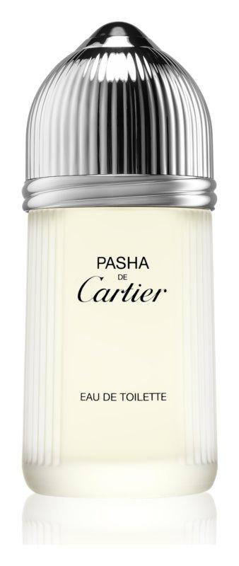 Cartier Pasha eau de toilette férfiaknak 100 ml