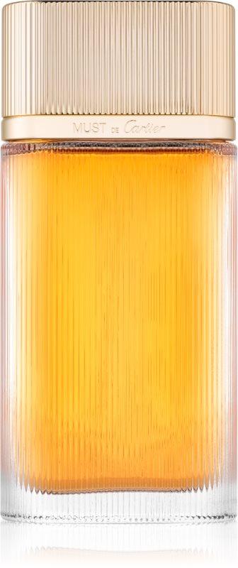Cartier Must De Cartier Eau de Toilette for Women 100 ml