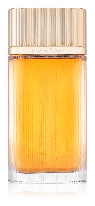 Cartier Must De Cartier Eau de Toilette for Women 100 ml