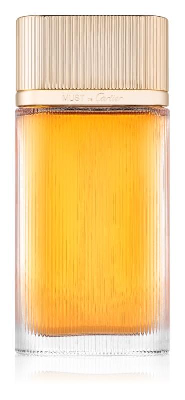 Cartier Must De Cartier toaletní voda pro ženy 100 ml