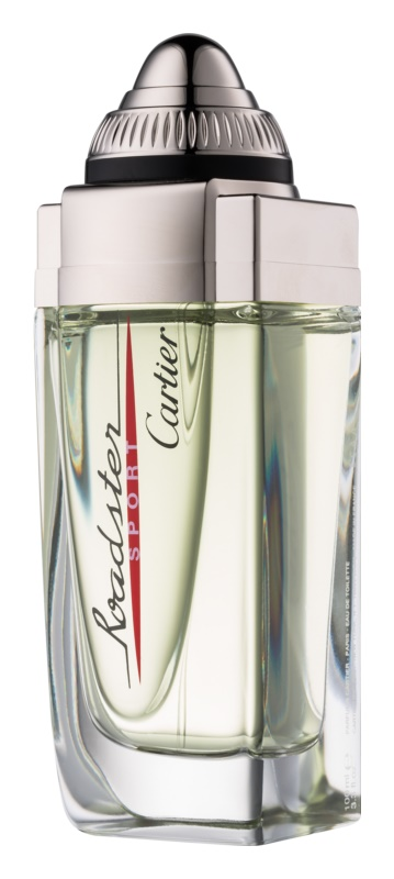 Cartier Roadster Sport Eau de Toilette Herren 100 ml