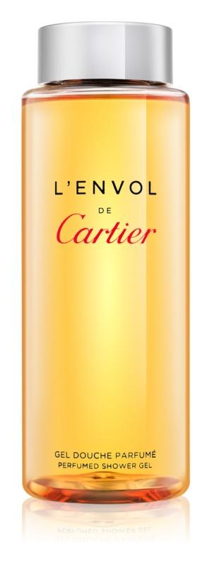 Cartier L'Envol żel pod prysznic dla mężczyzn 200 ml