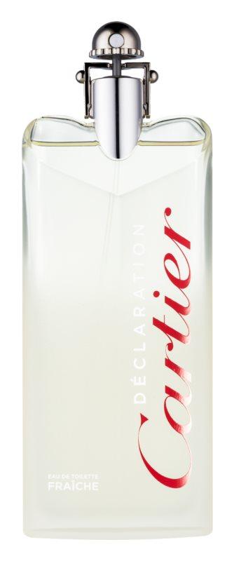 Cartier Déclaration Fraîche toaletná voda pre mužov 100 ml