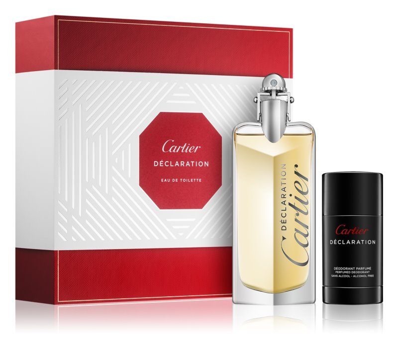 Cartier Déclaration Gift Set  VIII.