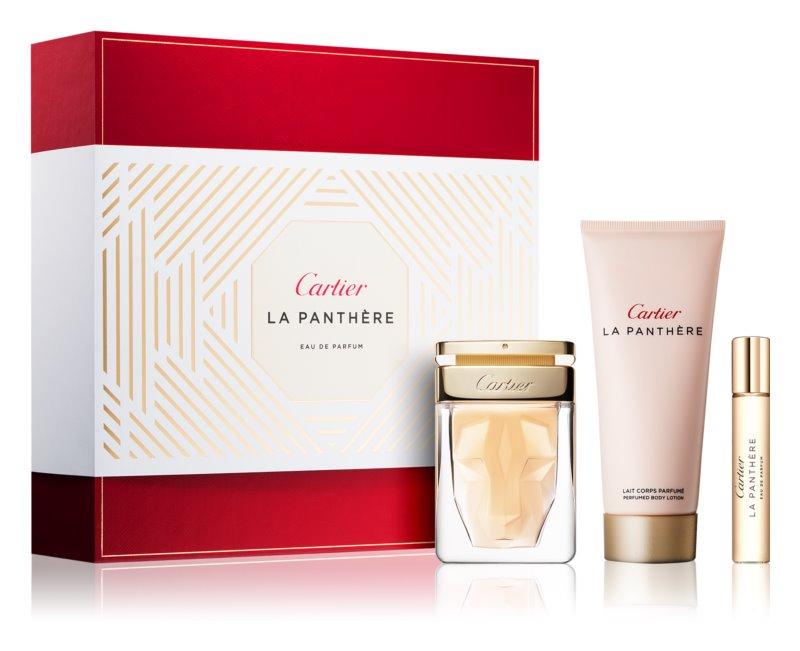Cartier La Panthère dárková sada VIII.
