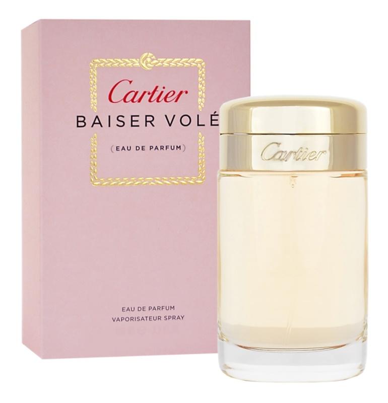 Cartier Baiser Volé Eau de Parfum Damen 100 ml