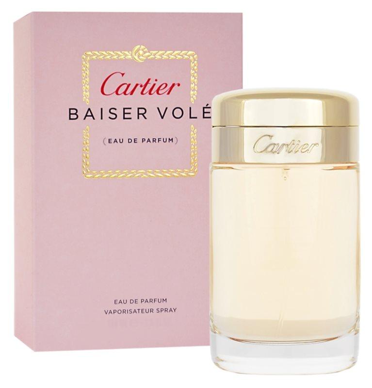 Cartier Baiser Volé Eau de Parfum voor Vrouwen  100 ml