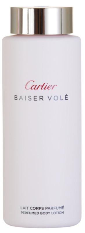 Cartier Baiser Volé Λοσιόν σώματος για γυναίκες 200 μλ