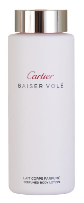 Cartier Baiser Volé tělové mléko pro ženy 200 ml