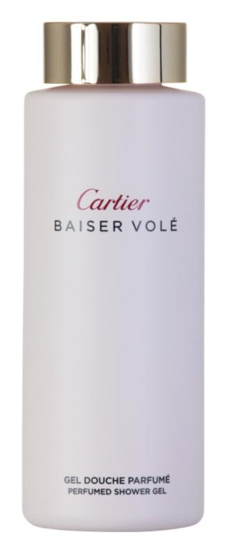 Cartier Baiser Volé gel de dus pentru femei 200 ml