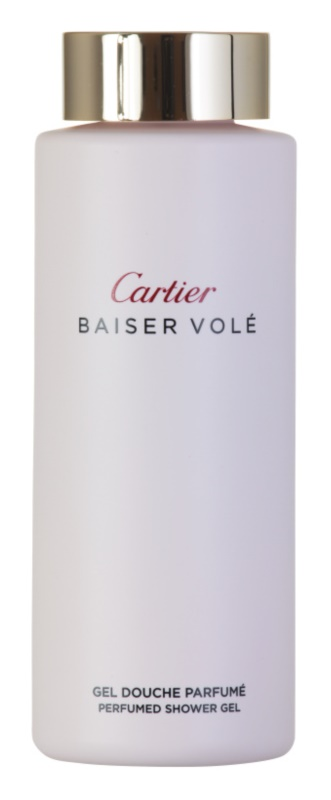 Cartier Baiser Volé sprchový gél pre ženy 200 ml