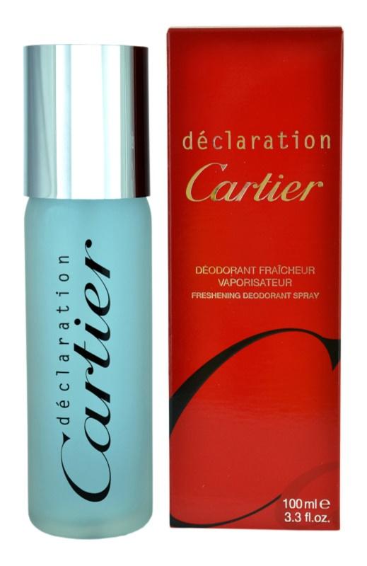 Cartier Déclaration desodorante en spray para hombre 100 ml