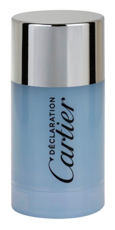 Cartier Déclaration desodorizante em stick para homens 75 ml