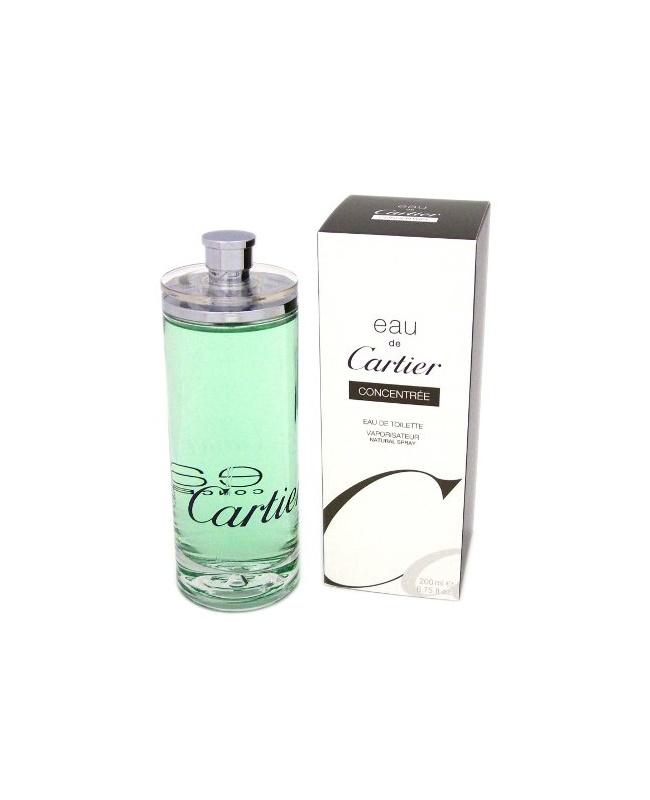 Cartier Eau de Concentrée toaletna voda uniseks 200 ml