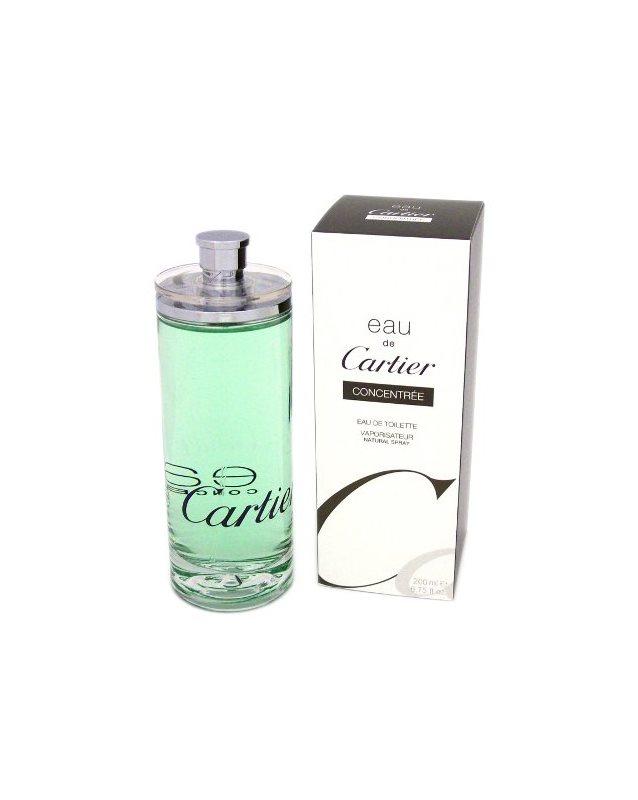 Cartier Eau de Concentrée toaletná voda unisex 100 ml