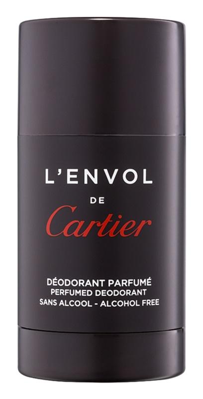 Cartier L'Envol deo-stik za moške 75 ml brez alkohola