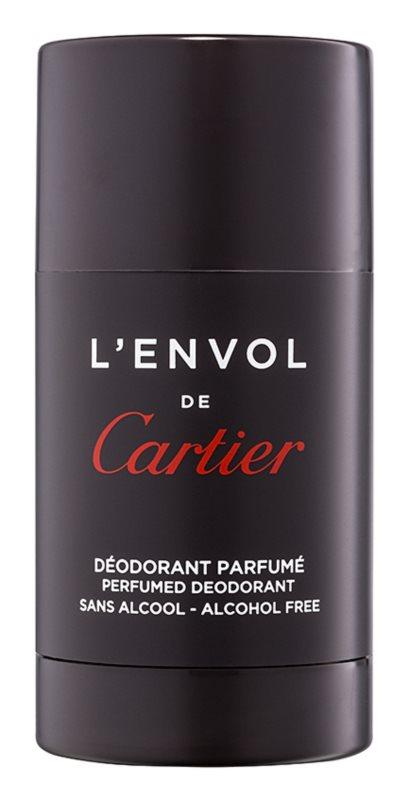 Cartier L'Envol deostick pre mužov 75 ml (bez alkoholu)