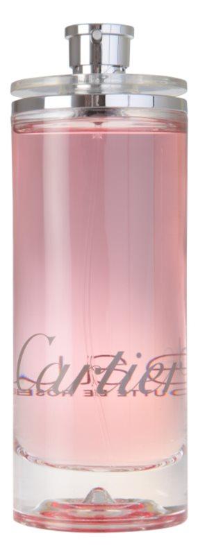 Cartier Eau de Cartier Goutte de Rose eau de toilette pour femme 200 ml