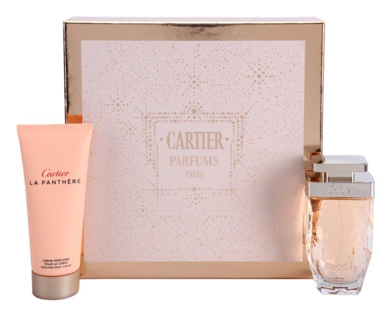 Cartier La Panthère Légère dárková sada I.