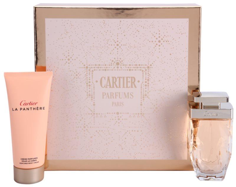 Cartier La Panthère Légere zestaw upominkowy I.
