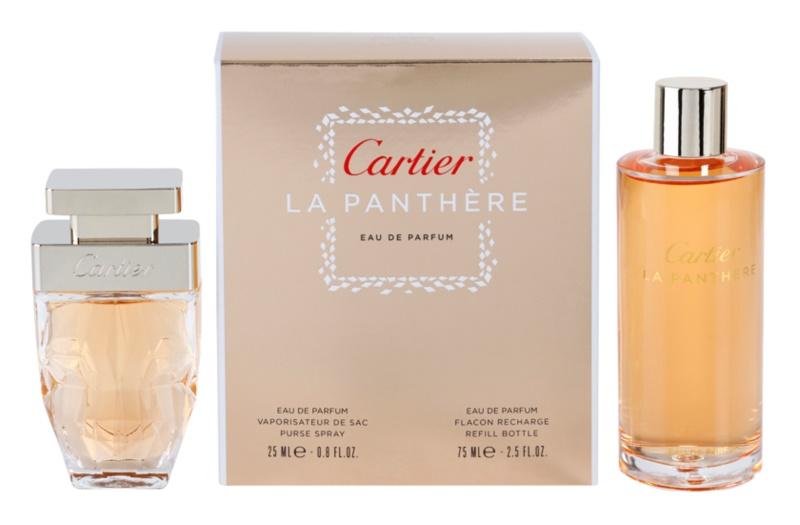 Cartier La Panthère set cadou I.