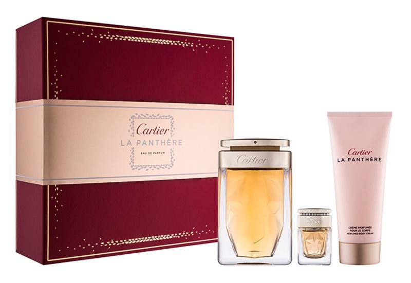 Cartier La Panthère dárková sada III.