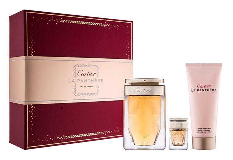 Cartier La Panthère Gift Set  III.