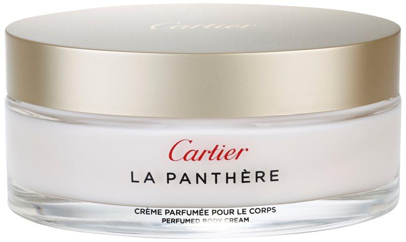 Cartier La Panthère tělový krém pro ženy 200 ml