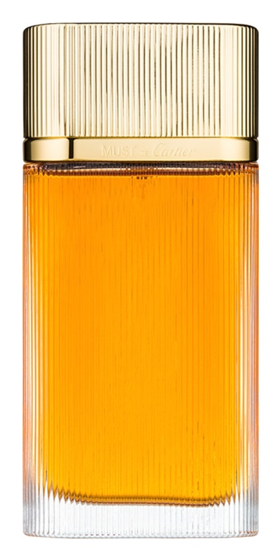 544cfeb6aa1 Cartier Must de Cartier Gold Eau de Parfum for Women 100 ml