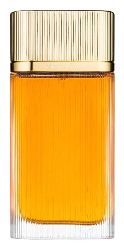 Cartier Must de Gold woda perfumowana dla kobiet 100 ml