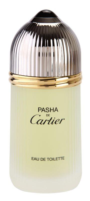 Cartier Pasha Eau de Toilette für Herren 100 ml
