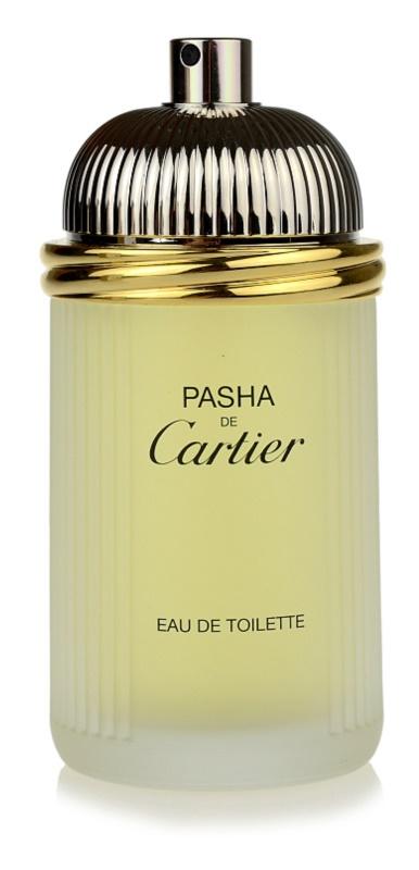 Cartier Pasha toaletní voda tester pro muže 100 ml