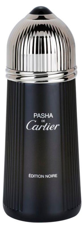 Cartier Pasha de Cartier Edition Noire туалетна вода для чоловіків 150 мл