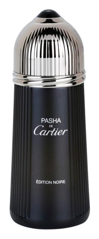 Cartier Pasha de Cartier Edition Noire eau de toilette férfiaknak 150 ml