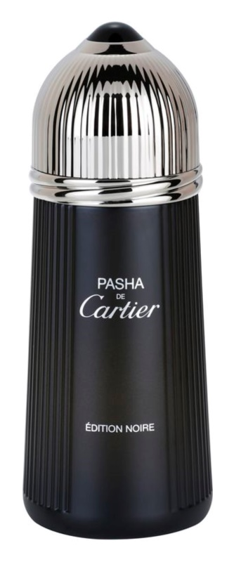 Cartier Pasha de Cartier Edition Noire Eau de Toilette for Men 150 ml