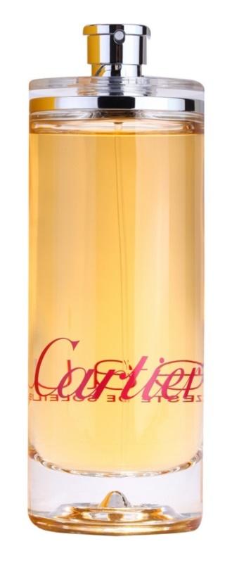Cartier Eau de Zeste de Soleil toaletní voda unisex 200 ml