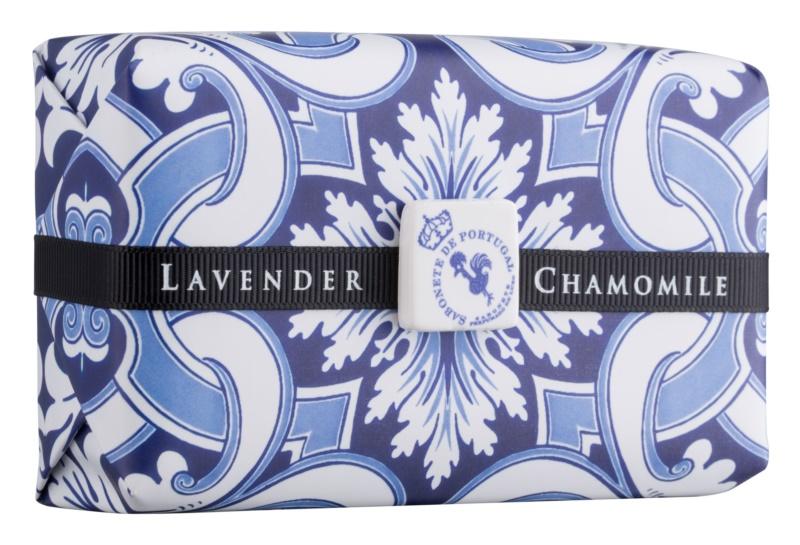 Castelbel Portuguese Tile Lavender & Chamomile Bar Soap