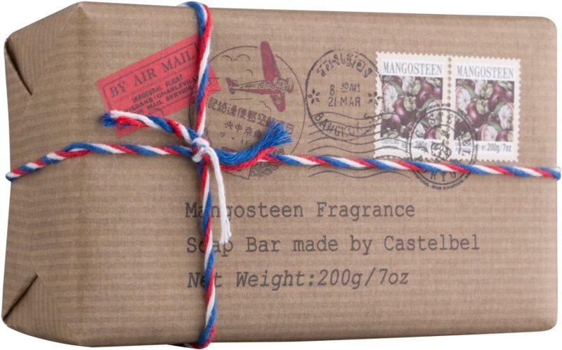 Castelbel Postcards Mangosteen sabão luxuoso para mãos
