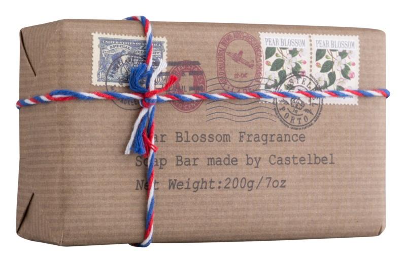 Castelbel Postcards Pear Blossom jabón lujoso para manos