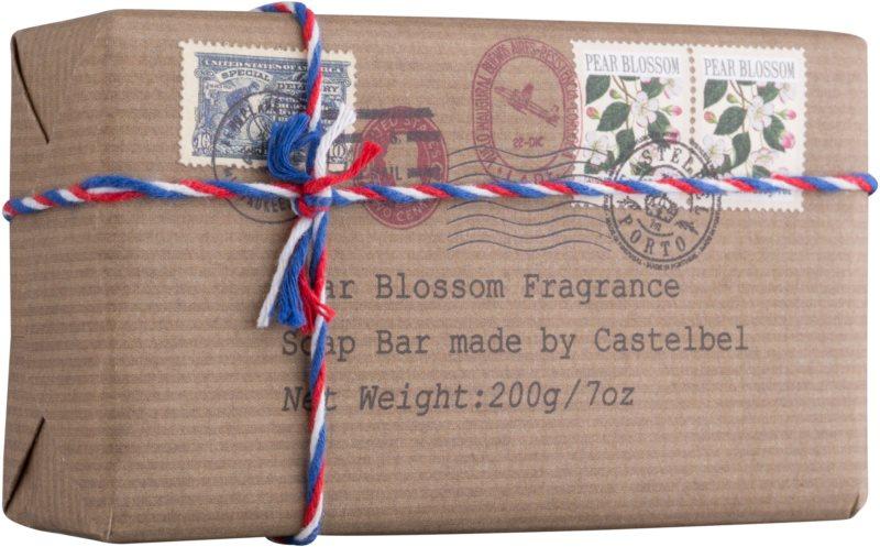 Castelbel Postcards Pear Blossom săpun de lux de maini